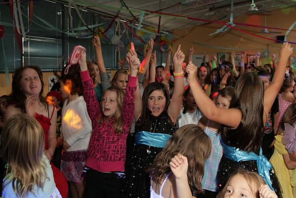 Seaford North Primary School Disco - March 2011