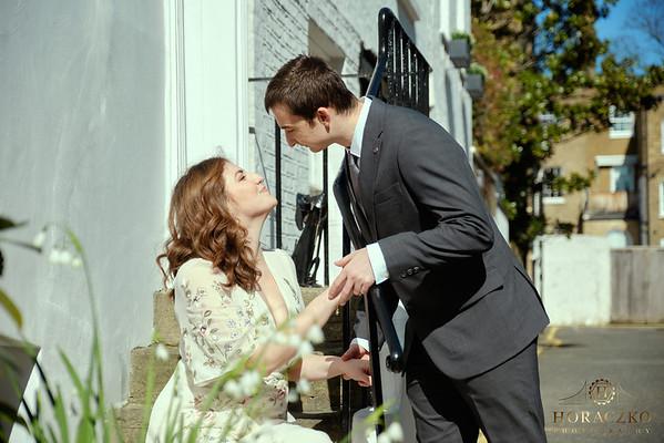 Civil partnership in Kensington and Chelsea register office ❤️❤️