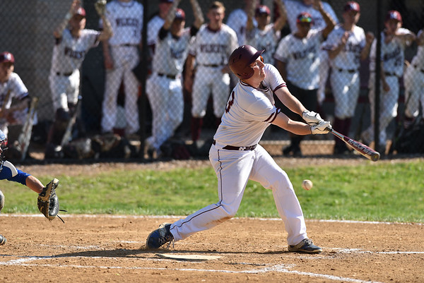 2019-05-07 Varsity Baseball