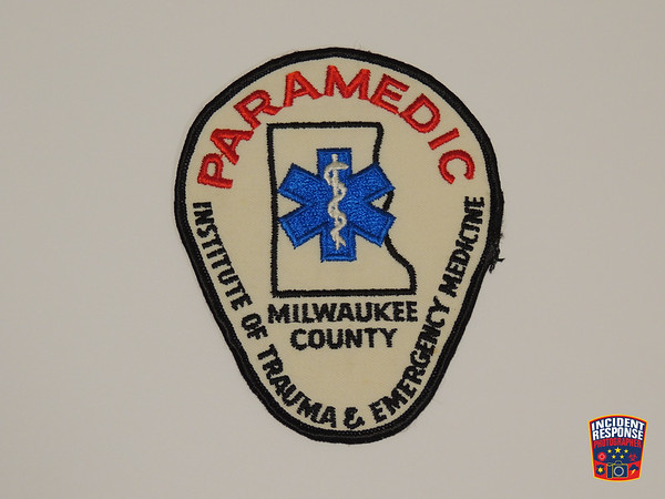 Wisconsin EMS Patches