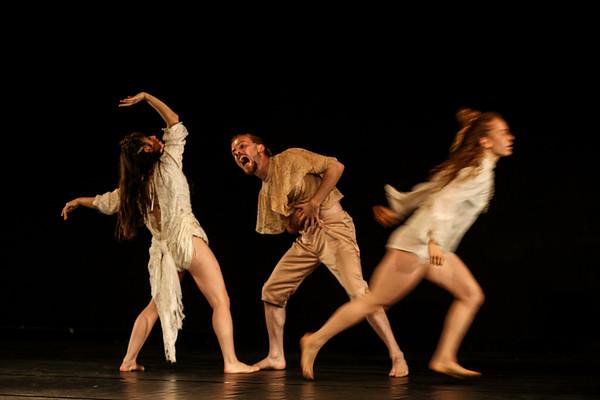 A performance in Jerusalem - Rotem