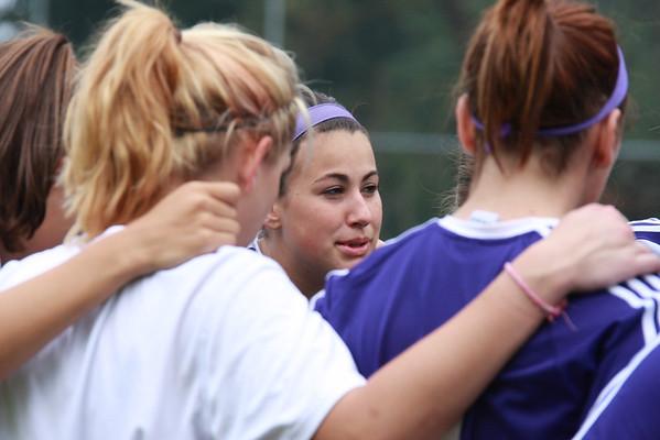 2008-09-06 IHS Girls Soccer vs Lakeside