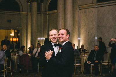 Tommy and Louis Wedding Photos 2
