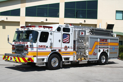 Davie Fire Dept