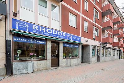 Restaurang Rhodos Kolgrills