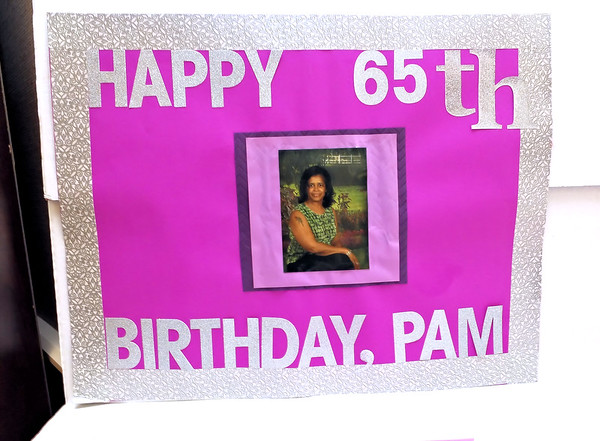 "Pam""s 65th Birthday Party"