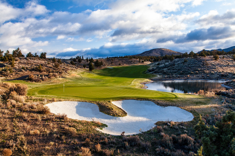 Brasada Ranch Golf Photography