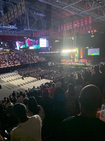 2019 UMUC Graduation