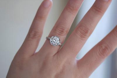 Erika Winters' Victoria Ring