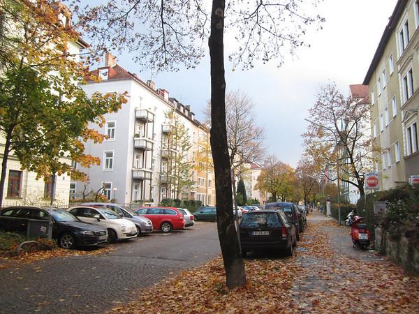 2013.12 Living in Munich