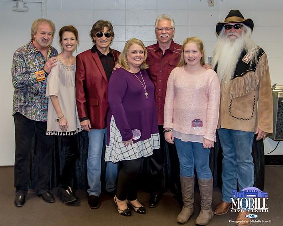 The Oak Ridge Boys Meet & Greet 2.22.18