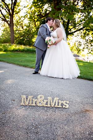 Emily & Nolan {wedding day}