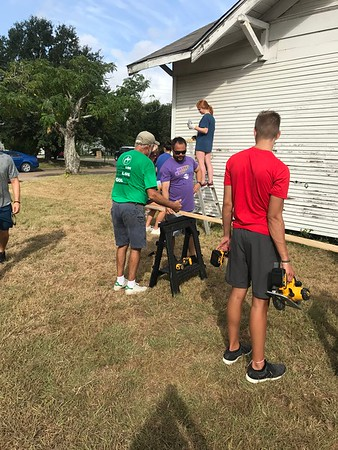 LS/RS Service Day (Aug 9, 2019)