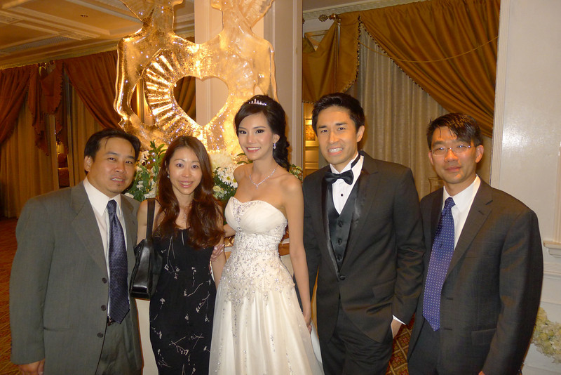Jacksons wedding/ Bangkok