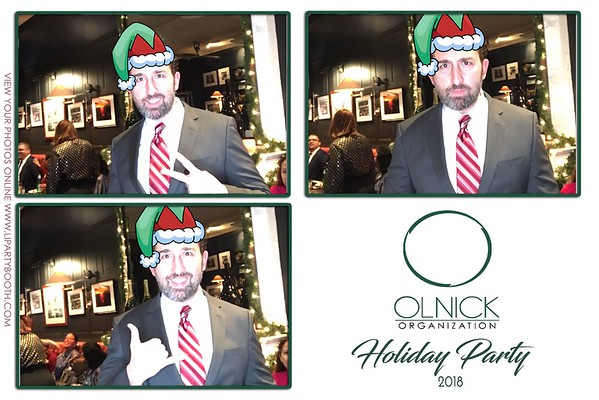 Olnick Organization Holiday Party