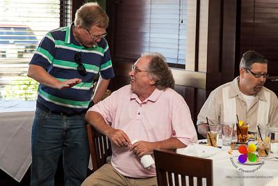 James' retirement luncheon 6/8/2012
