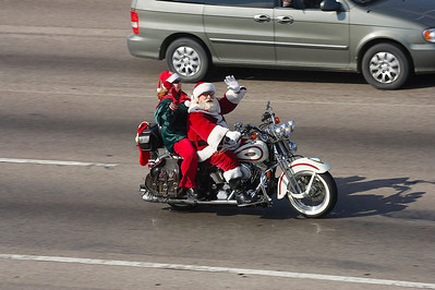 DFW Toy Run 2006, from Ft Worth