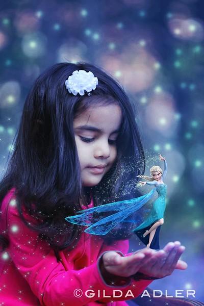 Rekha is 4!