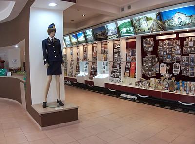 2017-05 Railway Museum Chisinau