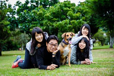 家庭寫真/動物寫真/全家福(Family and pet photography)