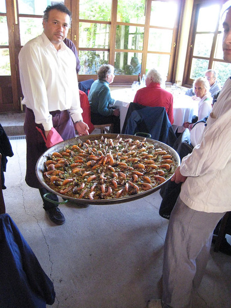 Valldemosa, Spain - Lunch of Paella at San Moragues