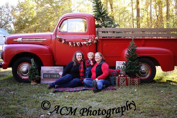 Hutson-Drake Family Christmas