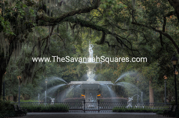 The Savannah Squares