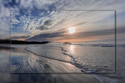 2018 April Sunset/Sunrise