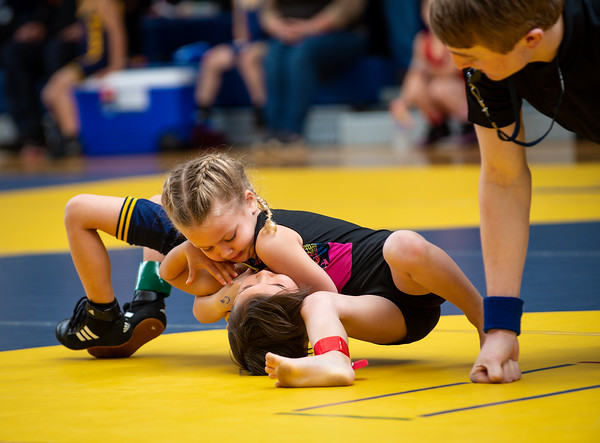 Del Norte Youth Wrestling Tournament 03-09-19