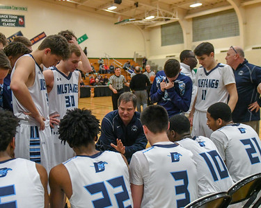 Downers Grove South boys basketball vs. Batavia