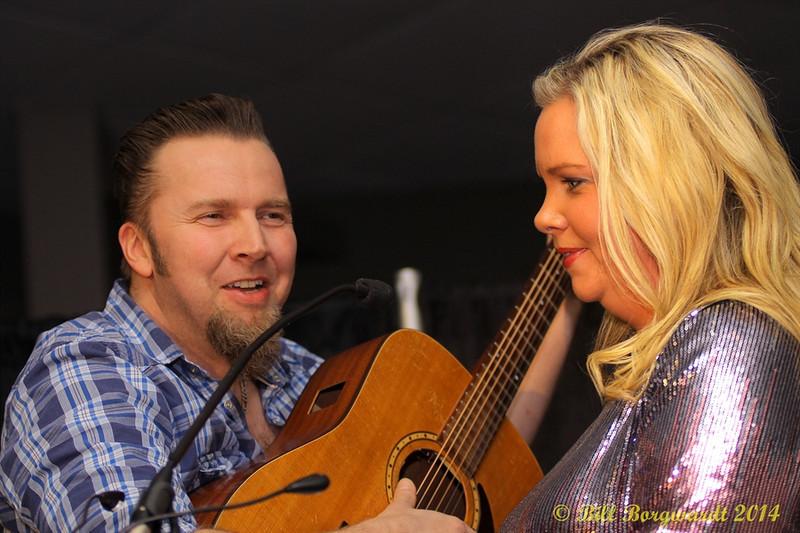 Shane Chisholm & Jody Seeley - 2014 ACMAs