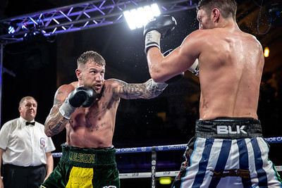 British Middleweight Tiltle - Tommy Langford vs Jason Welborn4th May 2018