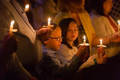Easter Vigil - April 15, 2017
