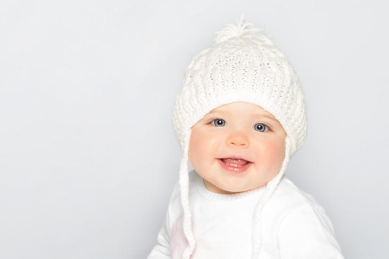 Williamsport Baby Photographer : 1/28/17 Quinn at 9 Months