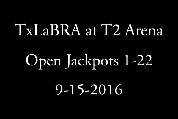 9-15-2016   Open Jackpots  1-22