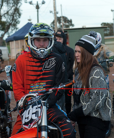 WAMX Two Stroke Cup (Rnd1) & Quad Championships Byford 20.07.2014