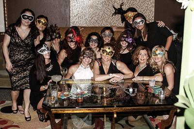 Maddalena's Masquerade Birthday