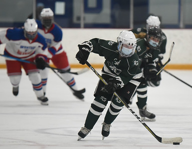 Guilford Girls' Hockey Takes Defeat in SCC Championship Game