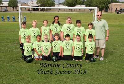 Youth Soccer League 2018