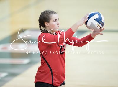 Volleyball Varsity 2016