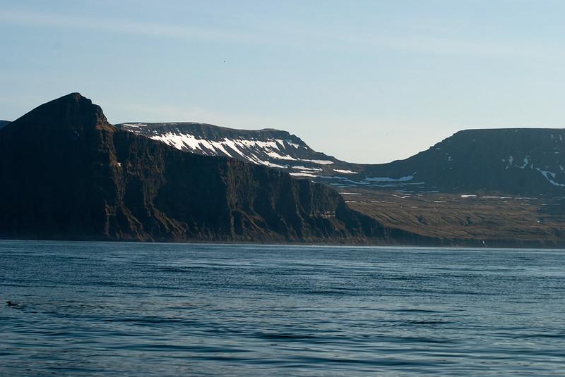 Kjalarárnúpur og Þorleifsskarð, hvor tveggja á Almenningum vestri