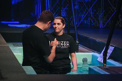 2018-02-10 - 5pm baptism service