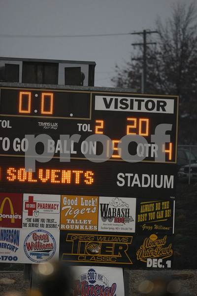 College Football-Division II-Mineral Water Bowl-Missouri Western State University vs Wayne State College 12-1-07