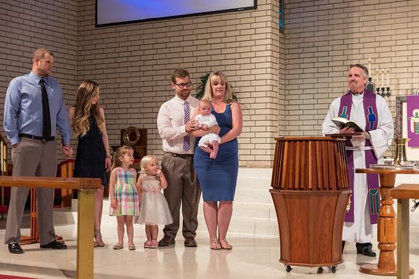 2019-03-31 Veitch Baptism