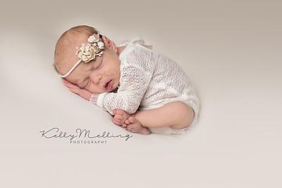 newborn baby girls photo shoot, 10 days old, preston, lancashire
