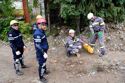 02 - USAR practical training (26 Sept)