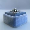 1.58ct Old European Cut Diamond Solitaire, EGL K VS2 21