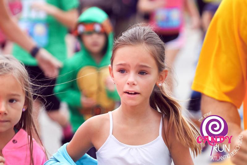 The Great Candy Run 2013, Atlantic Beach, Florida.  Photograph: Eddie Pitts -