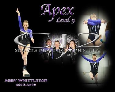 2016 Apex Girls Seniors
