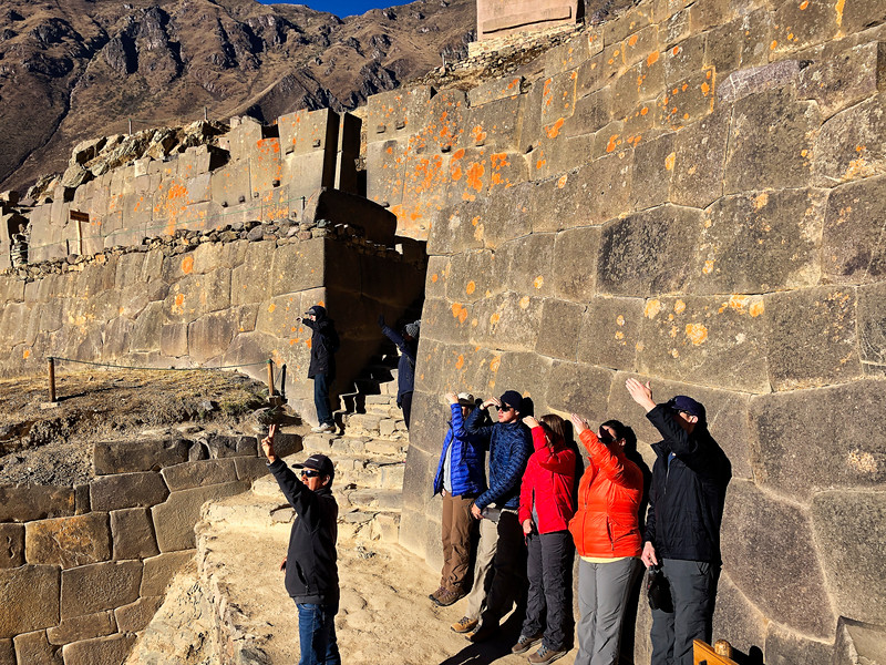 4982 Ollantaytambo Temple